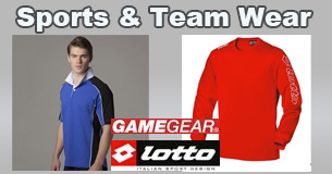 custom teamwear and sports kits